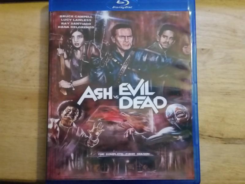 Ash VS Evil Dead Staffel 1 Uncut Blu Ray