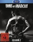 Sons of Anarchy Staffel 7 Season 7 Blu-ray Top Zustand!