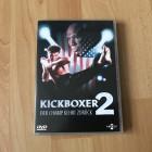 KICKBOXER 2 - DER CHAMP KEHRT ZURÜCK DVD uncut