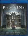 THE REMAINS Blu-ray - starker Mystery Spukhaus Horror