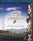 7 ZWERGE Männer allein im Wald - Blu-ray Märchen Spass Otto
