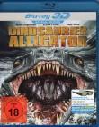 DINOSAURIER ALLIGATOR Blu-ray 3D Jurassic Predator - gut!
