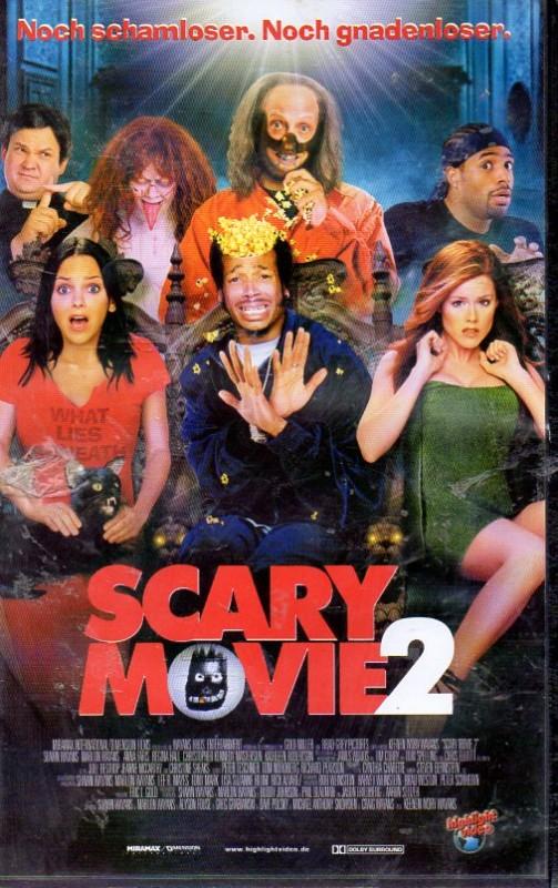 Scary Movie 2 (23685)