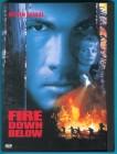 Fire down below DVD im Snapper-Case Steven Seagal s. g. Zust
