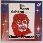 Ein Mann sieht rot (Death Wish) deutsche Laserdisc (LD)