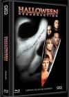 HALLOWEEN 8 - HALLOWEEN RESURRECTION Mediabook Cover A