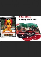 LEBENDIG GEFRESSEN (Blu-Ray+2DVD+CD) (4Discs) - Mediabook