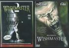 Wishmaster 1 und 2 **DVD **Uncut** I & II**Wes Craven