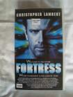 VHS Fortress,Christopher Lambert 91 min, 1994  engNL, FSK 16