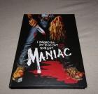 Maniac - Mediabook Cover A - Blu-ray+DVD - SELTEN