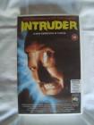 VHS Intruder, Horror Rarität, 90 min, 1988  eng, FSK 16