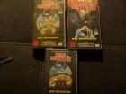 VHS: Krieg der Welten (CIC Video) 3 Kassetten