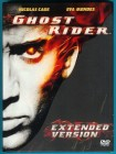 Ghost Rider Extended Version 2 DVDs + iactivecard s. g. Zust