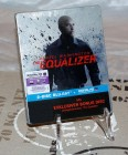 BLU-RAY The Equalizer (2-Disc Set) STEELBOOK !TOP! RARITÄT
