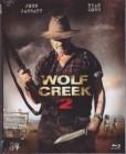Wolf Creek 2 - '84 - kleine BuchBox DVD