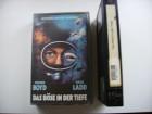 Das Böse in der Tiefe-VHS-VMP- Video
