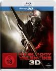 My Bloody Valentine 3D - Blu-Ray - Neu