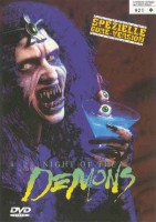 Night of the Demons - Limited Edition - DVD - Neu