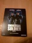 Universal Soldier - Uncut Steelbook-Blu-ray