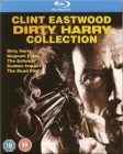 Dirty Harry Collection [Blu-Ray] Neuware in Folie