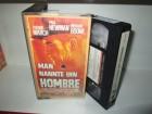 VHS - Man nannte ihn Hombre - Newman - Magnetic Glasbox