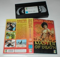 JACKIE CHAN - MASTER OF DEATH