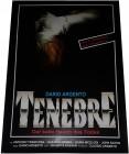 Dario Argento's TENEBRE - Poster 42x29,5 cm