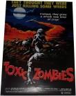 TOXIC ZOMBIES - Poster 42x29,5 cm