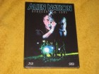 Alien Nation - Spacecop L.A. 1991 - Mediabook - BR+DVD NEU