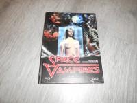 LIFEFORCE - Space Vampires - Dir. Cut - NSM Mediabook ovp