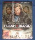 Flesh + Blood Fleisch und Blut - Steelbook Blu-ray R Hauer