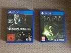 Mortal Kombat XL und Alien Isolation für PS4  *Top*