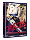 Pieces - DVD/BD Mediabook B Lim 333 OVP
