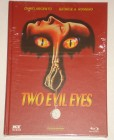 Two Evil Eyes  Mediabook Limited  Edition