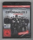 The Expendables 3 - Blu-Ray - Extended Director´s Cut - neu!