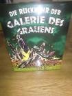 Die Rückkehr der Galerie des Grauens - Anolis DVD 1-8