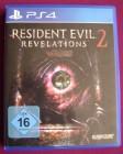 PS4 RESIDENT EVIL 2 REVELATIONS