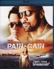 PAIN & GAIN Blu-ray - Mark Wahlberg Dwayne Johnson Action