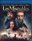 LES MISERABLES Blu-ray - Hugh Jackman Russell Crowe