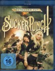 SUCKER PUNCH Blu-ray - SciFi Action Mystery Bildgewalt