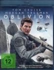 OBLIVION Blu-ray - Tom Cruise SciFi Hit - Klasse!