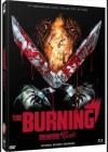 The Burning - Brennende Rache - Mediabook - Uncut