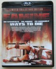 Famine - Blu-ray - Uncut - Limited Collector's Edition