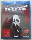 Scream 1-3 Trilogie - Blu-ray - Uncut - NEU/OVP