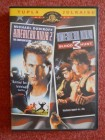 American Fighter 2 + 3 DVD Uncut Import Deutsch 2 Disc Set