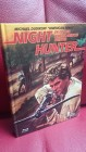 Night Hunter Michael Dudikoff Mediabook (Blu Ray+DVD) UNCUT