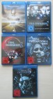 Final Destination 1 + 2 + 3 + 4 + 5 - Blu-ray - Uncut