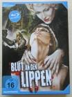 Blut an den Lippen - Blu-ray - Uncut - Bildstörung - Schuber