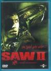 SAW II DVD Tobin Bell, Shawnee Smith fast NEUWERTIG