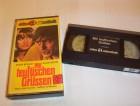 Mit teuflischen Grüßen  -VHS- Glasklappbox